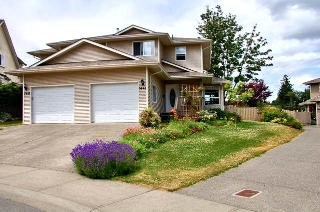 Main Photo: 3441 HILTON ROAD in DUNCAN: Half Duplex for sale : MLS®# 299876