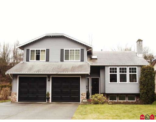 "Main Photo: 2341 CAMERON in Abbotsford: Abbotsford East House for sale in ""McMillan"" : MLS® # F2731061"