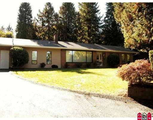 Main Photo: 20556 GRADE CR in Langley: House for sale : MLS® # F2801431