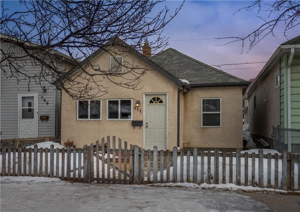 FEATURED LISTING: 711 Talbot Avenue Winnipeg