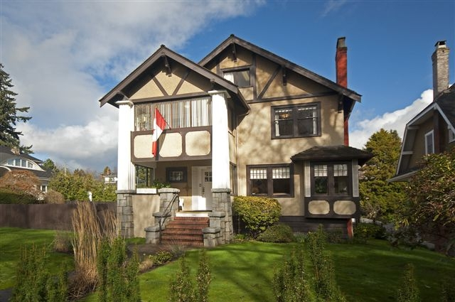 Main Photo: 1355 in Vancouver: Shaughnessy House for sale (Vancouver West)