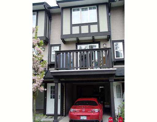 "Main Photo: 35 20176 68TH Avenue in Langley: Willoughby Heights Townhouse for sale in ""STEEPLECHASE"" : MLS® # F2711620"