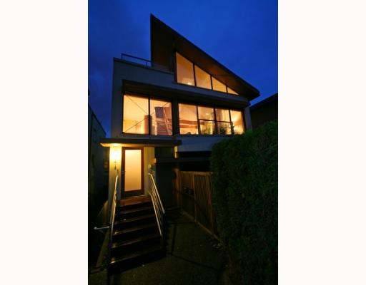 Main Photo: 1419 MAPLE Street in Vancouver: Kitsilano House 1/2 Duplex for sale (Vancouver West)  : MLS® # V795457