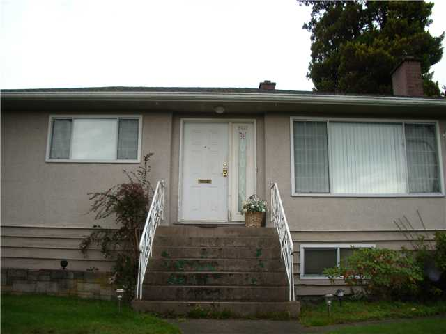 Main Photo: 8433 10TH AV in Burnaby: East Burnaby House for sale (Burnaby East)  : MLS® # V856909