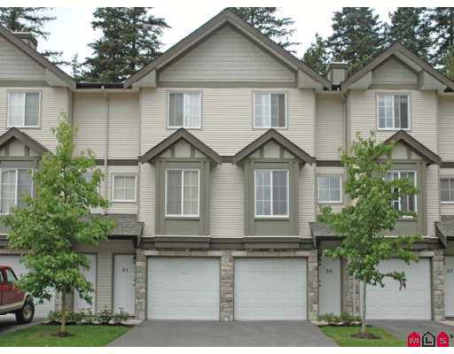 "Main Photo: 35 14855 100TH Avenue in Surrey: Guildford Townhouse for sale in ""HAMSTEAD MEWS"" (North Surrey)  : MLS® # F2720151"