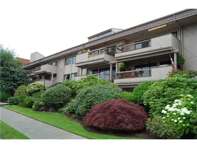 "Main Photo: # 305 2336 WALL ST in Vancouver: Hastings Condo for sale in ""HARBOUR SHORES"" (Vancouver East)  : MLS®# V901916"
