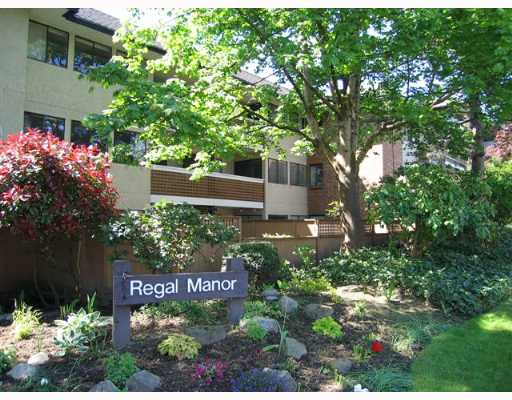 "Main Photo: 314 316 CEDAR Street in New_Westminster: Sapperton Condo for sale in ""REGAL MANOR"" (New Westminster)  : MLS®# V646540"