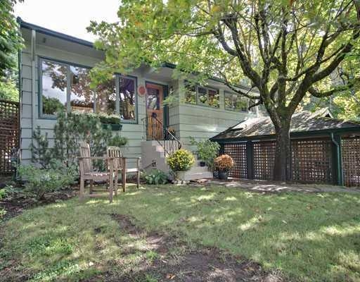 Photo 1: Photos: 2730 LYNDENE RD in North Vancouver: House for sale : MLS®# V791243