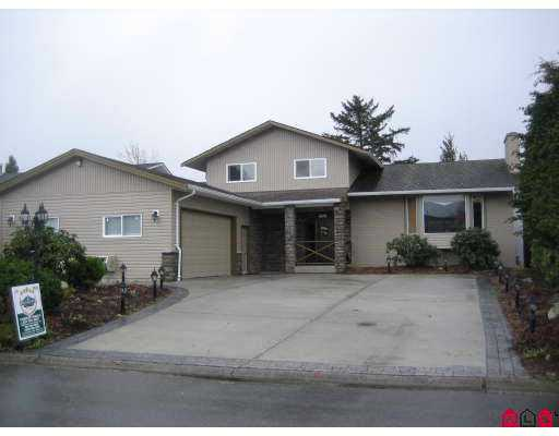 "Main Photo: 45960 LAKE Drive in Sardis: Sardis East Vedder Rd House for sale in ""SARDIS PARK"" : MLS® # H2701093"