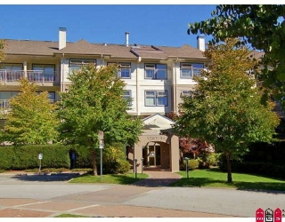 "Main Photo: 110 15210 GUILDFORD Drive in Surrey: Guildford Condo for sale in ""BOULEVARD CLUB"" (North Surrey)  : MLS® # F2804370"