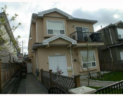 Photo 2: 4952 DOMINION Street in Burnaby: Central BN House 1/2 Duplex for sale (Burnaby North)  : MLS(r) # V702179