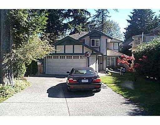 Main Photo: 1990 MACKAY AV in North Vancouver: House for sale : MLS®# V765765