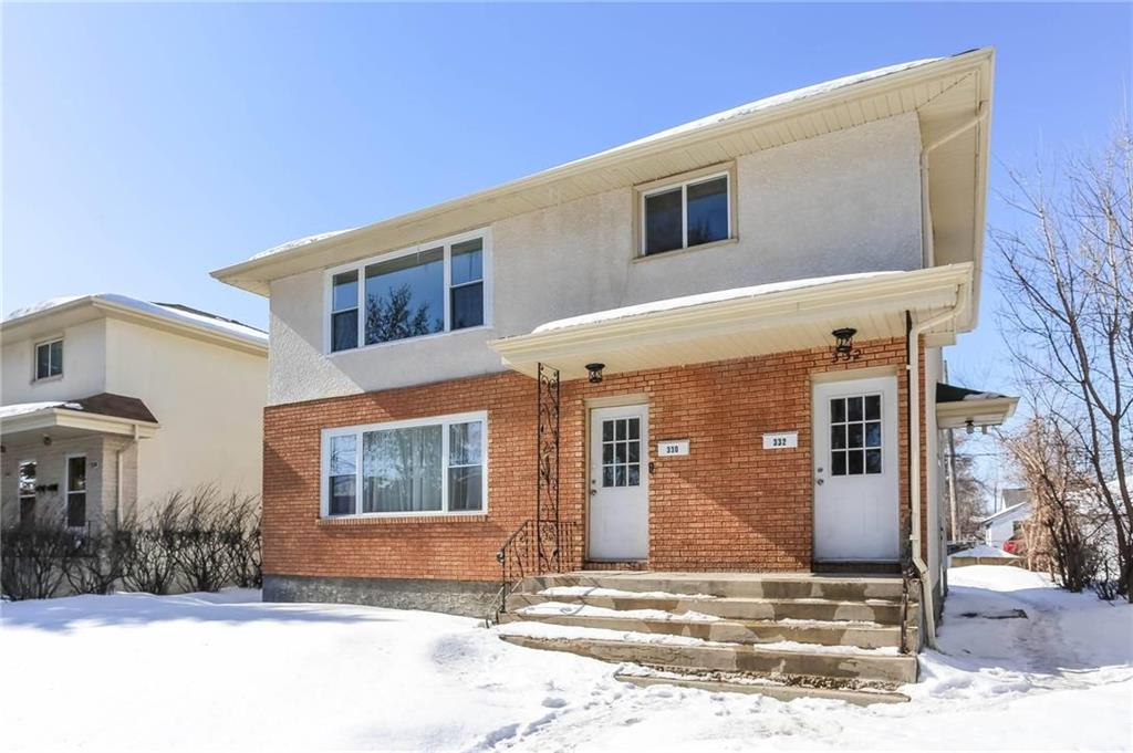 FEATURED LISTING: 330 Milford Street Winnipeg