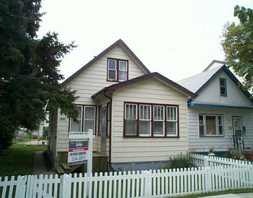 Main Photo: 1042 PRITCHARD Avenue in WINNIPEG: North End Residential for sale (North West Winnipeg)  : MLS(r) # 2919750
