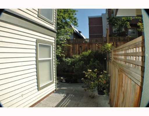 Photo 6: 106 888 W 13TH Avenue in Vancouver: Fairview VW Condo for sale (Vancouver West)  : MLS(r) # V649268
