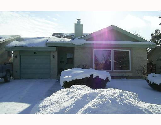Main Photo: 14 WOODFIELD Bay in WINNIPEG: Charleswood Residential for sale (South Winnipeg)  : MLS® # 2802619