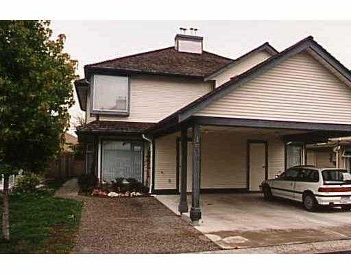 "Main Photo: 16 4756 62ND ST in Ladner: Holly Townhouse for sale in ""ASHLEY GREEN"" : MLS® # V558389"