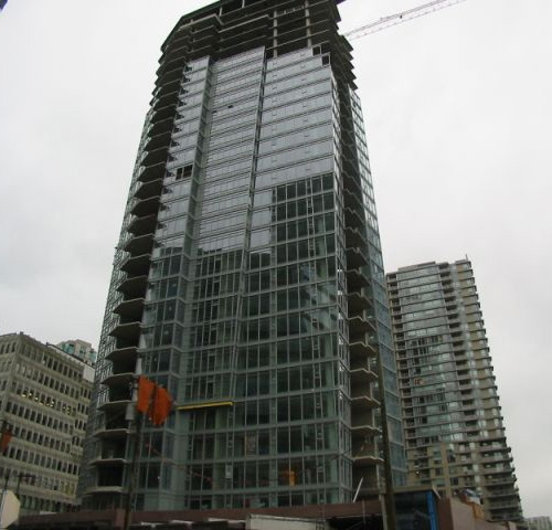 Main Photo: 1105 1205 W. Hastings  Street W in Vancouver: Coal Harbour Condo for sale (Vancouver West)