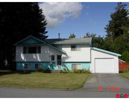 Main Photo: 8531 123RD Street in Surrey: Queen Mary Park Surrey House for sale : MLS(r) # F2725335