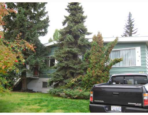 "Main Photo: 955 AHBAU Street in Prince_George: Spruceland House Duplex for sale in ""SPRUCELAND"" (PG City West (Zone 71))  : MLS®# N176864"