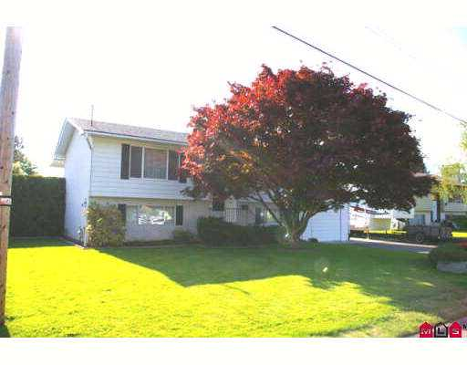 Main Photo: 10547 CONRAD Street in Chilliwack: Fairfield Island House for sale : MLS(r) # H2702226