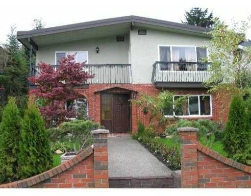 Main Photo: 352 E 13TH ST in North Vancouver: House for sale : MLS® # V856593