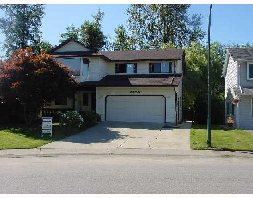 Main Photo: 22755 BALABANIAN Circle in Maple_Ridge: East Central House for sale (Maple Ridge)  : MLS® # V661853