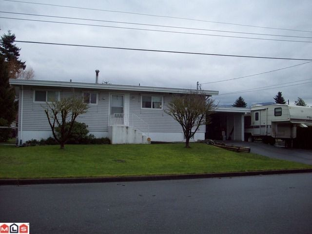 Main Photo: 8515 HOWARD CR in Chilliwack: Chilliwack E Young-Yale House for sale : MLS® # H1200176