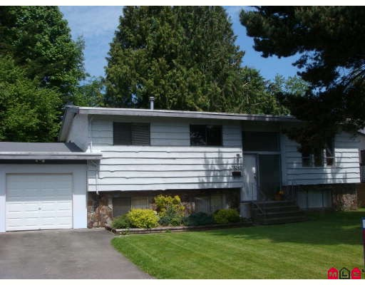 Main Photo: 33243 HAWTHORNE Avenue in Mission: Mission BC House for sale : MLS(r) # F2817025