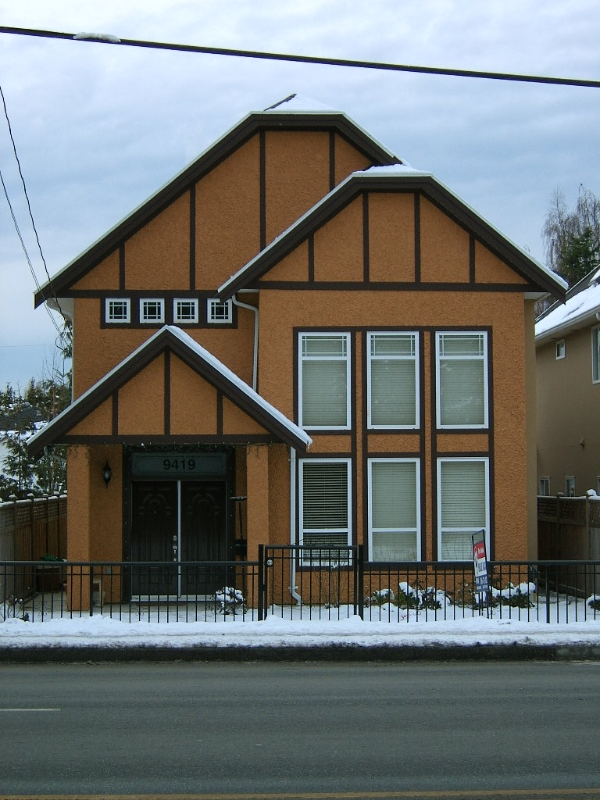 Main Photo: 9419 NO 1 ROAD in Richmond: Seafair House for sale : MLS® # V624345
