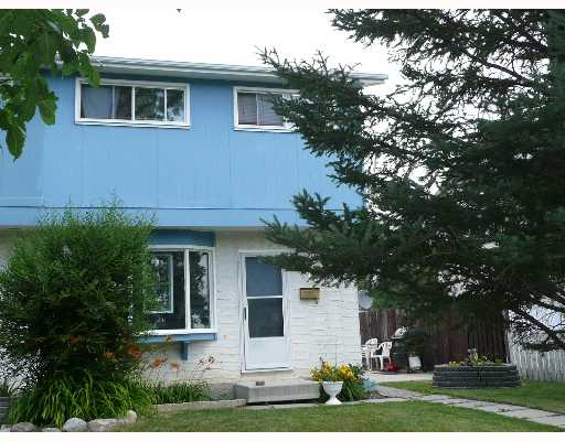 Main Photo: 244 HATCHER Road in WINNIPEG: Transcona Single Family Attached for sale (North East Winnipeg)  : MLS® # 2712139