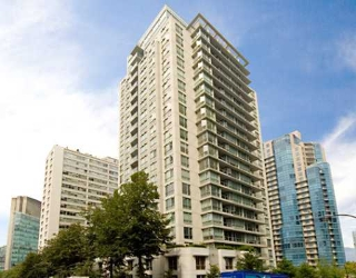 "Main Photo: 2203 1420 W GEORGIA Street in Vancouver: West End VW Condo for sale in ""THE GEORGE"" (Vancouver West)  : MLS®# V688392"