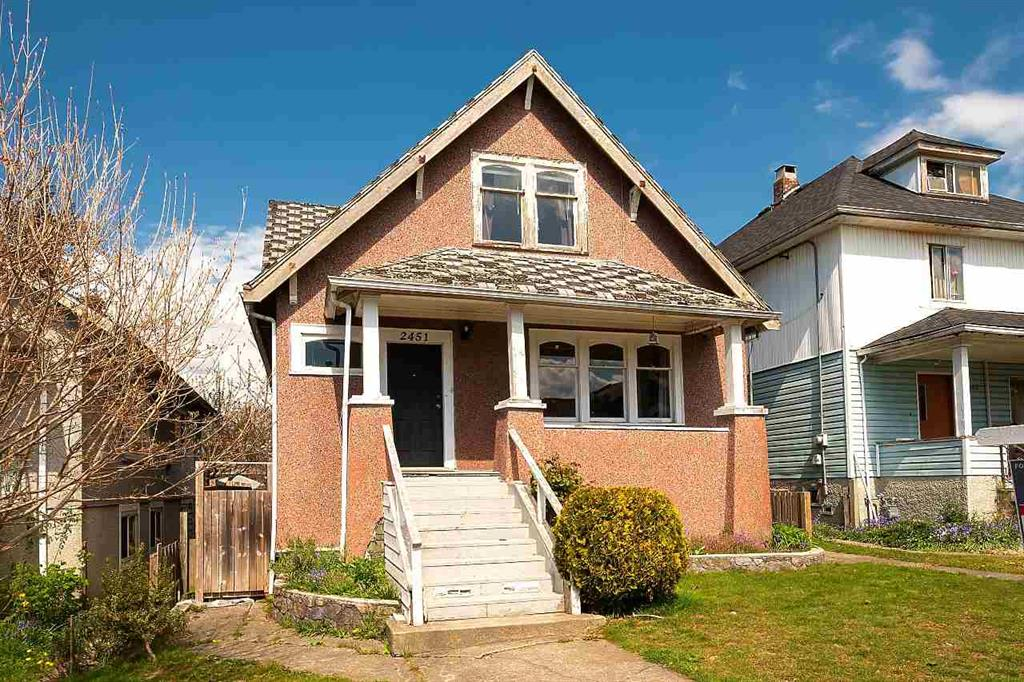 FEATURED LISTING: 2451 Triumph Street Vancouver