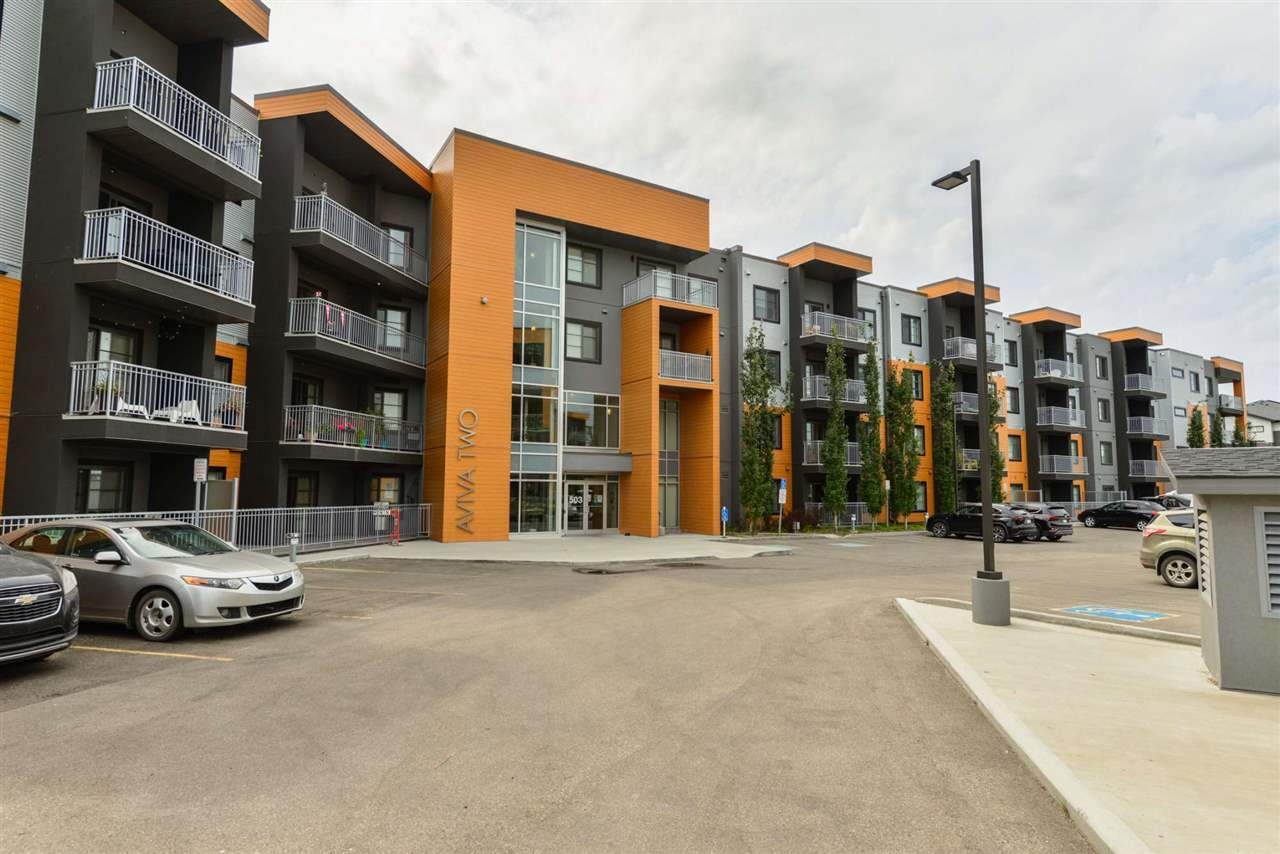 FEATURED LISTING: 235 - 503 Albany Way Edmonton