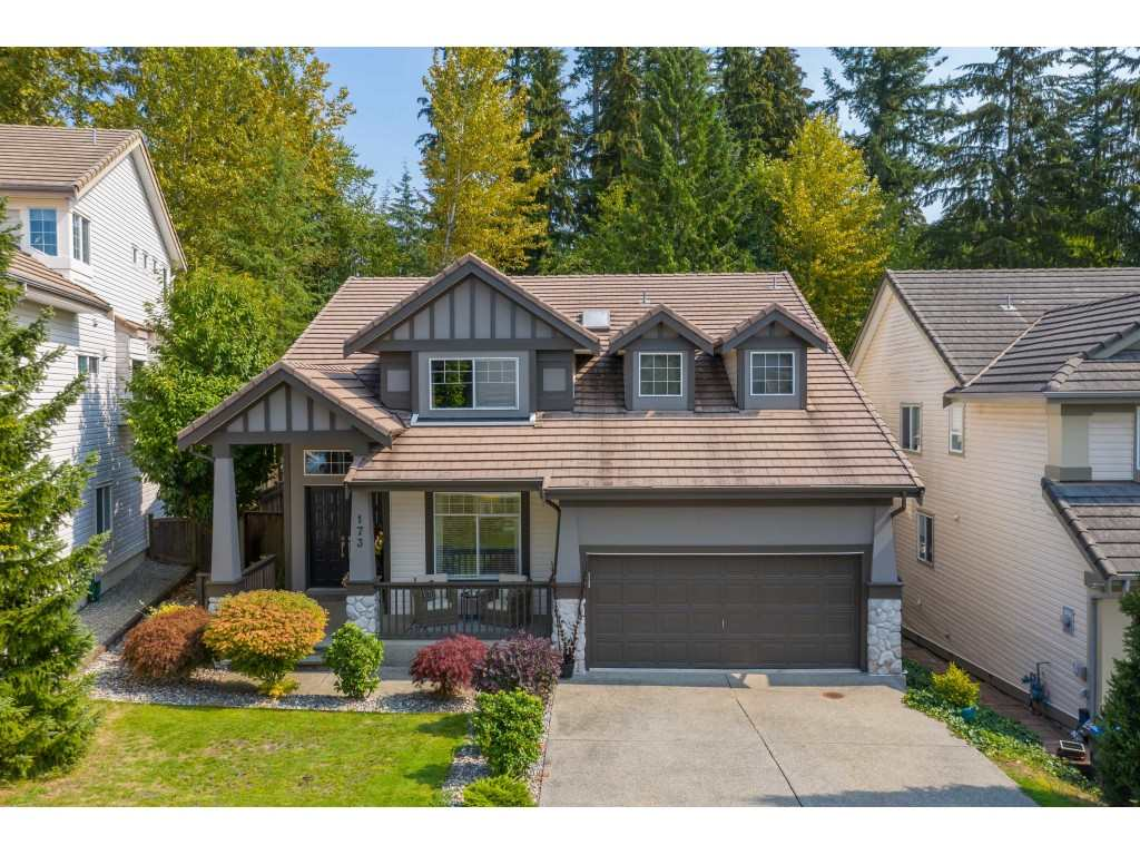 FEATURED LISTING: 173 ASPENWOOD Drive Port Moody