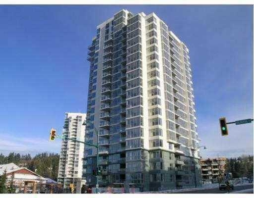 Main Photo: # 1403 295 GUILDFORD WY in Port Moody: Condo for sale : MLS® # V801440