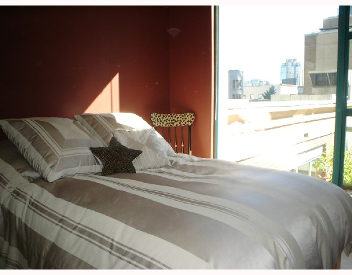 "Photo 4: 508 939 HOMER Street in Vancouver: Downtown VW Condo for sale in ""PINNACLE"" (Vancouver West)  : MLS® # V658295"