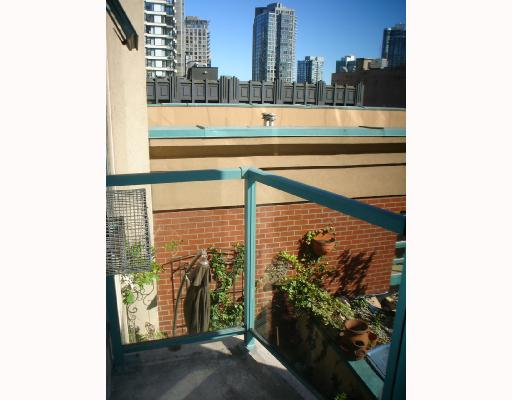 "Photo 7: 508 939 HOMER Street in Vancouver: Downtown VW Condo for sale in ""PINNACLE"" (Vancouver West)  : MLS® # V658295"