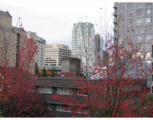 "Main Photo: 408 1060 BARCLAY Street in Vancouver: West End VW Condo for sale in ""BARCLAY MANOR"" (Vancouver West)  : MLS® # V688152"