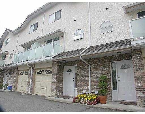 Main Photo: 9 8711 GENERAL CURRIE Road in Richmond: Condo for sale : MLS® # V659774