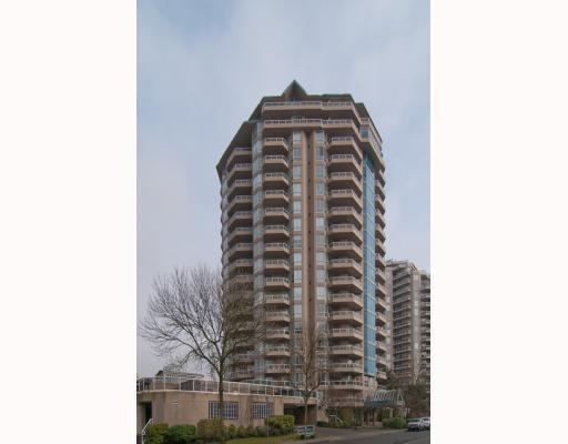 Main Photo: # 602 1235 QUAYSIDE DR in New Westminster: Condo for sale : MLS®# V771880