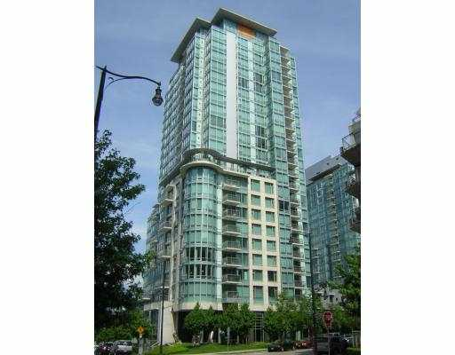 "Main Photo: 1101 590 NICOLA Street in Vancouver: Coal Harbour Condo for sale in ""CASCINA"" (Vancouver West)  : MLS® # V652037"