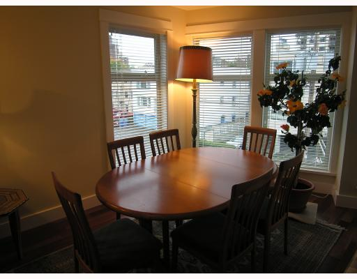 "Photo 4: 402 1586 W 11TH Avenue in Vancouver: Fairview VW Condo for sale in ""TORREY PINES"" (Vancouver West)  : MLS® # V672396"