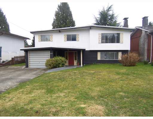 Main Photo: 858 ESSEX Avenue in Port_Coquitlam: Lincoln Park PQ House for sale (Port Coquitlam)  : MLS(r) # V697396
