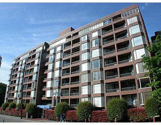 "Main Photo: 304 950 DRAKE Street in Vancouver: Downtown VW Condo for sale in ""ANCHOR PONT II"" (Vancouver West)  : MLS® # V687577"