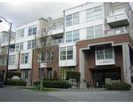 Main Photo: 213 2768 CRANBERRY Drive in Vancouver: Kitsilano Condo for sale (Vancouver West)  : MLS® # V639675