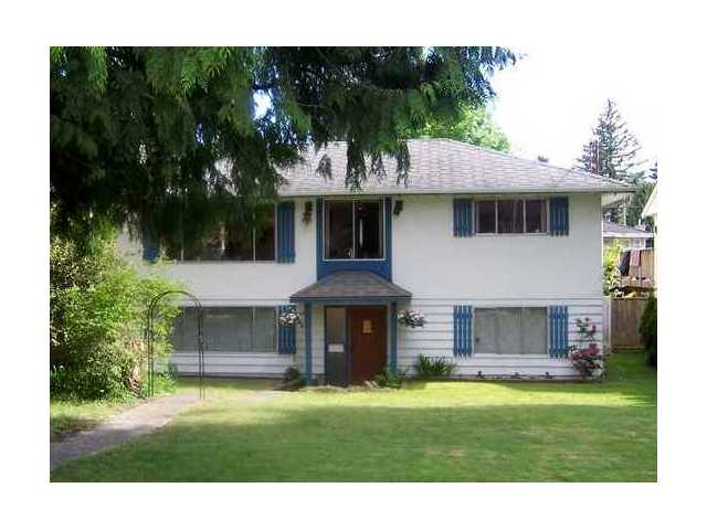 Main Photo: 823 W 21ST ST in North Vancouver: Hamilton Heights House for sale : MLS® # V862372