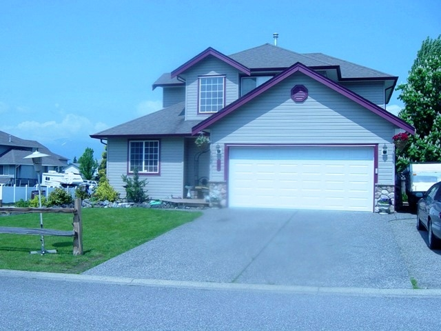 Main Photo: 1 5530 Teskey Road in Chilliwack: House for sale : MLS® # H1102328