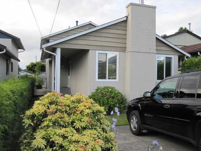 Main Photo: 3811 REGENT ST in Richmond: Steveston Villlage House for sale : MLS® # V897365