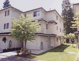 Main Photo: 167 1386 LINCOLN DR in Port_Coquitlam: Oxford Heights Townhouse for sale (Port Coquitlam)  : MLS® # V208033